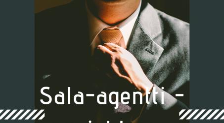 Sala-agentti -juhla